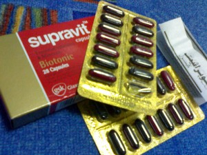 supravit capsule essential vitamins and minerals