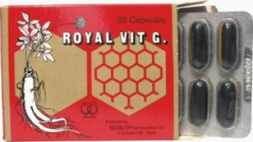 royal vit g