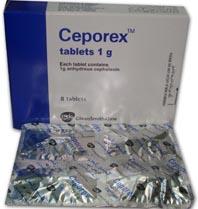 كيبوركس مضاد حيوى مضاد للبكتيريا  لعلاج عدوى الجهاز التنفسى وعدوى المسالك البولية وعدوى الجلد