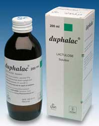 duphalac for regulation of the colonic physiological rhythm