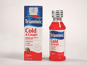 Triaminic for Cold and Cough