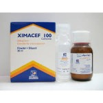 Ximacef antibiotic for uncomplicated urinary tract infection and respiratory tract infection