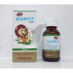 Marvit for supply the infant body with the vitamins and treat patients with iron deficiency anaemia