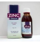 Zinc Origin for acute and persistent diarrhea in connection with ORS.