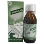 Babetone dietary supplement in case of cough