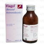 Flagyl for the treatment of certain infections of sensitive germs and bacteria or parasites