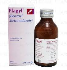 Flagyl Oral Suspension