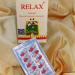 Relax for the relief of severe skeletal muscle and low back pain, cervical root and disc syndromes