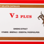 V2 plus for deficiency of vitamins and minerals and patients on restricted diets and geriatrics