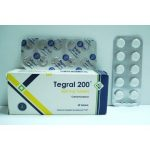 Tegral 200 for psychomotor temporal lobe epilepsy and Jacksonian epilepsy and grand mal and mixed forms of epilepsy