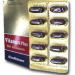 Vitamax plus dietary supplement of vitamins and minerals