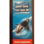 Silver seas cod liver oil dietary supplement