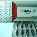 Haemactin dietary supplement