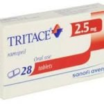 Tritace for treat high blood pressure and reduce the risk of you having a heart attack or stroke