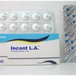 incont l.a for the treatment of overactive bladder with symptoms of urge urinary incontinence, urgency and frequency.