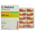 C retard common cold prophylaxis helps in regeneration processes and helps in teeth formation