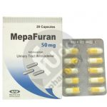 Mepafuran for the treatment of prophylaxis against acute or recurrent and uncomplicated lower urinary tract infections